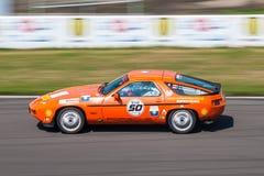 Porsche 928 racing car Stock Images