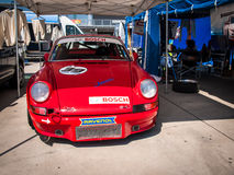 Porsche 911 racing car Stock Images