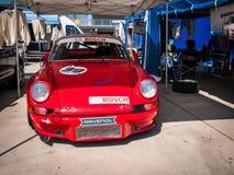 Porsche 911 racing car Stock Images
