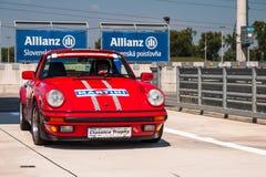 Porsche 911 racing car Stock Photos