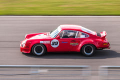 Porsche 911 racing car Royalty Free Stock Photos