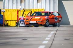 Porsche 928 racing car Stock Photography