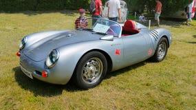 Porsche Racing  Cars Stock Photos