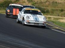 Porsche 911 racing cars Royalty Free Stock Photo