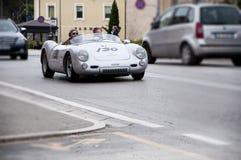 Porsche-rooster Royalty-vrije Stock Afbeelding