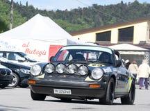 A Porsche 911 Royalty Free Stock Photos