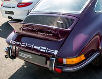 Porsche 911 2 7 RS Imagens de Stock Royalty Free