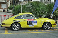 Porsche 911-RS Royaltyfri Bild