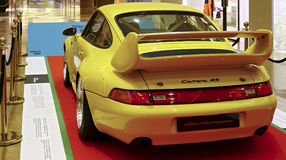 Porsche 993 rs clubsport sports car Stock Photography