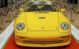 Porsche 993 rs clubsport sports car Stock Image