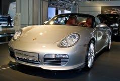 Porsche RS60 Spyder Stockfotos