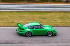 Porsche 911 RSR Royalty Free Stock Photography