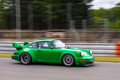 Porsche 911 RSR Royalty Free Stock Images