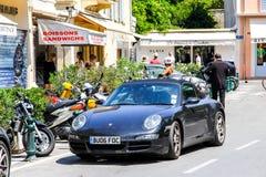 Porsche 911 997 Stock Photo