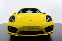 Porsche samochód Fotografia Stock