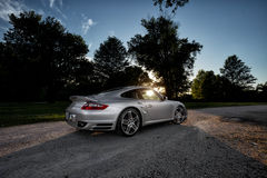 Porsche 997 Stock Photos