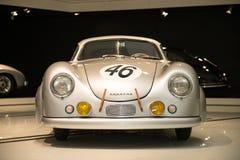Porsche 356 SL kupé Arkivfoto