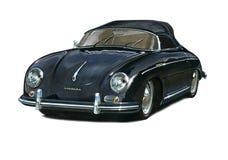 Porsche Speedster Zdjęcia Stock