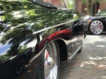 Porsche speedster stock photography