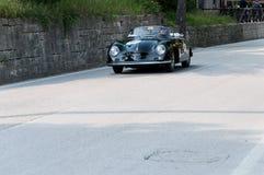 PORSCHE 356 A 1500 SPEEDSTER CARRERA GT 1957 Stock Photography