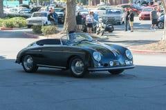 Porsche Speedster on display Royalty Free Stock Photos