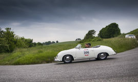 PORSCHE 356 1500 Speedster 1955 Royalty Free Stock Photo