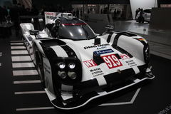 Porsche 919 sport car Royalty Free Stock Image
