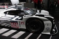 Porsche 919 sport car Royalty Free Stock Photos