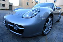 Porsche Sports Car Stock Photography