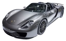 Porsche Sports car Royalty Free Stock Image