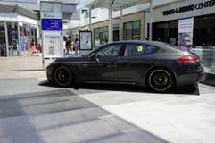 Porsche Sportscar Obrazy Royalty Free
