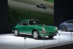 Porsche 964 sportscar Stock Photo
