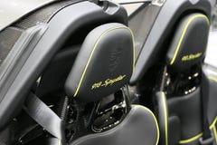 Porsche 918 Spyder Fotos de Stock Royalty Free