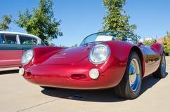 1956 Porsche 550 Spyder Στοκ Εικόνα