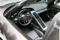 Porsche 918 Spyder Royalty Free Stock Image