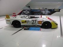 Porsche 908/02 Spyder LH. Porsche museum. Stock Image