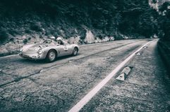 PORSCHE 550 SPYDER RS 1955 Stock Fotografie