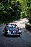 PORSCHE 356 1500 SUPER 1953 Stock Foto's