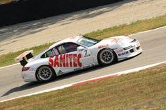 Porsche Supercup immagini stock