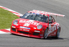 Porsche Supercup Royalty Free Stock Photo