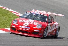Porsche Supercup Στοκ φωτογραφία με δικαίωμα ελεύθερης χρήσης