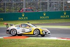 Porsche supercup Στοκ Εικόνα