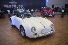 Porsche 356 tappningbilar Fotografering för Bildbyråer