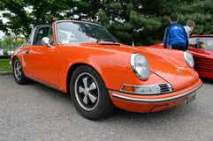 Porsche 911 Targa Stock Images