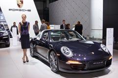 Porsche 911 Targa 4S Stock Photography