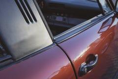 Porsche 911 Targa samochodu 1974 strona zdjęcie stock