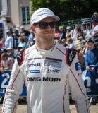 Porsche team Stock Photos