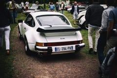 Porsche 911 Turbo Royalty-vrije Stock Afbeeldingen