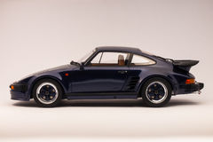 911 porsche turbo Royaltyfri Foto