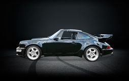 911 porsche turbo Arkivbilder
